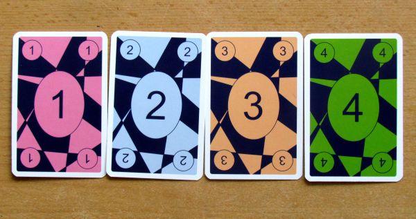 Sansi - cards