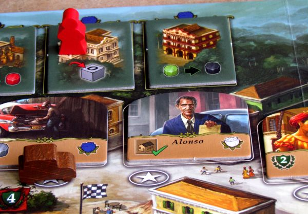 Santiago de Cuba - rozehraná hra
