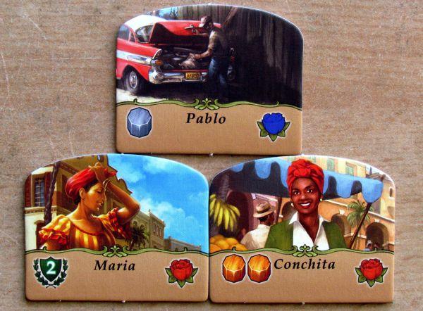 Santiago de Cuba - kartičky