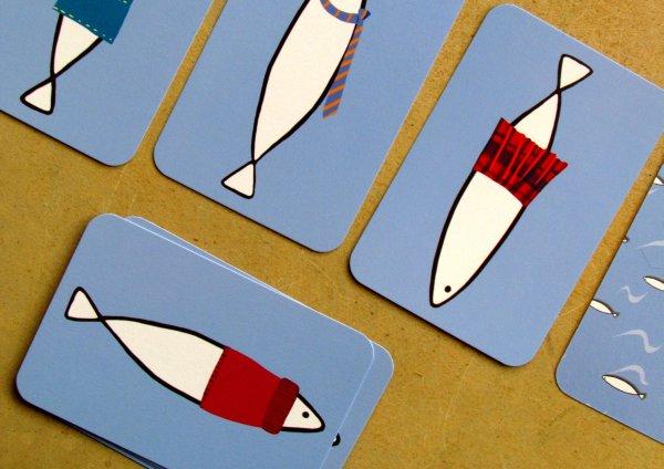 Sardines - rozehraná hra