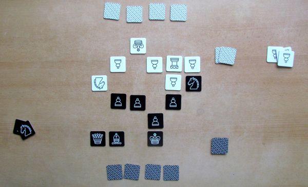 Schachen / Chess Me - rozehraná hra