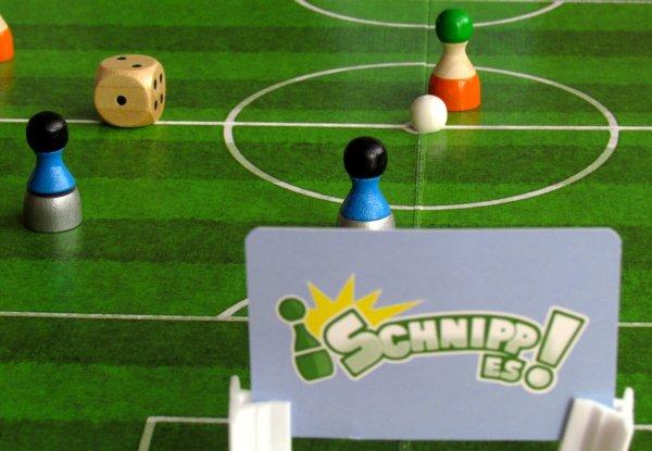 Schnipp Es! - připravená hra