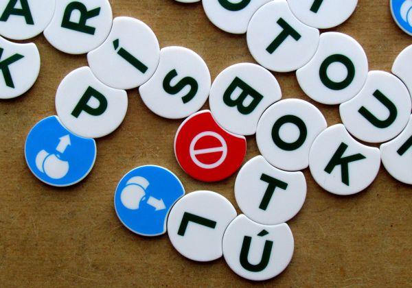Scrabble Twist - rozehraná hra