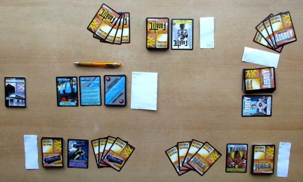 Sentinels of the Multiverse - game is ready