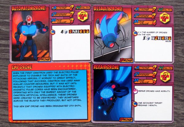Sentinel Tactics - cards