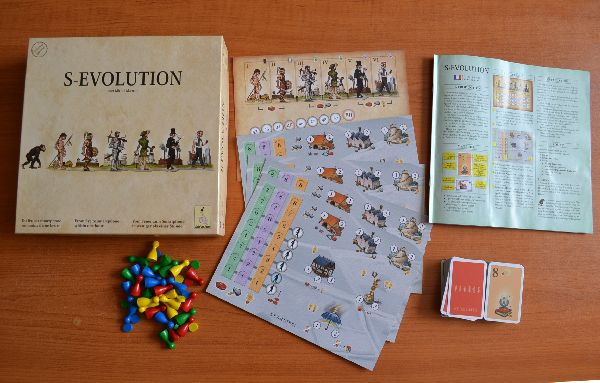 S-Evolution- balení