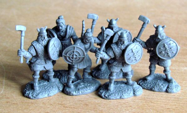 Shadows over Camelot - miniatures