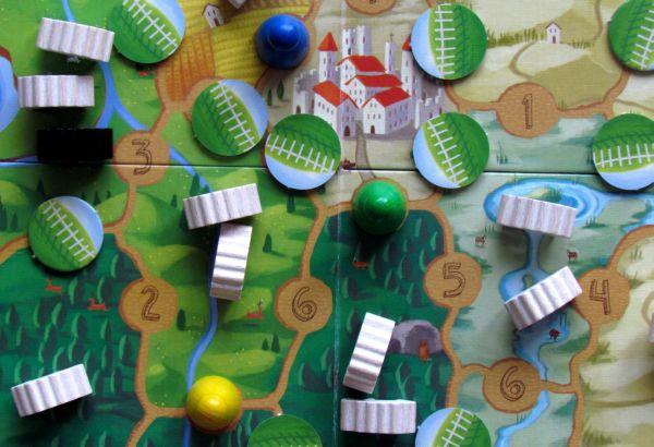 Sheepland - rozehraná hra