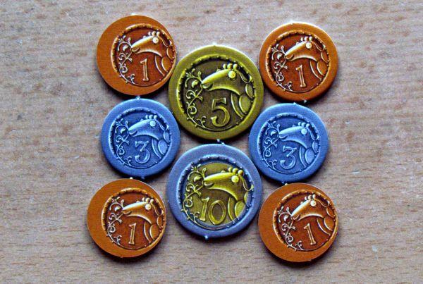 Sheepland - tokens