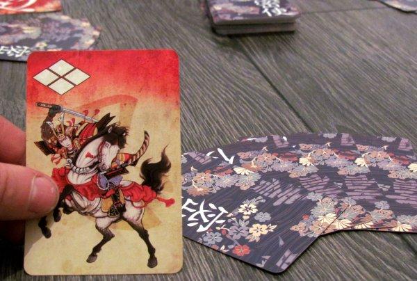 Shinobi - připravená hra