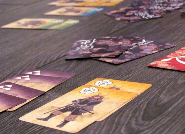 Shinobi - game in progress