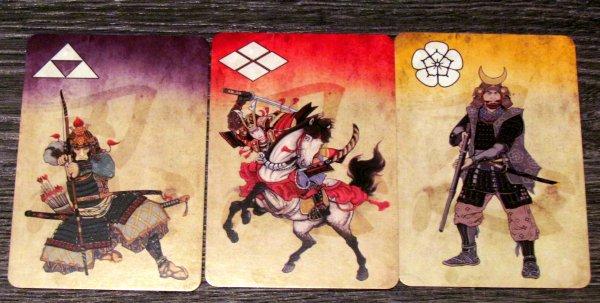 Shinobi - karty