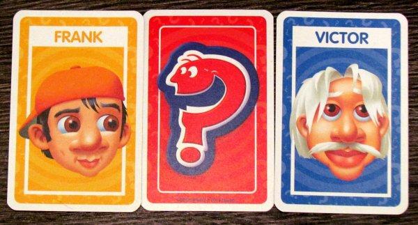 Shuffle: Hádej kdo - karty
