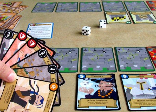 Siege - rozehraná hra
