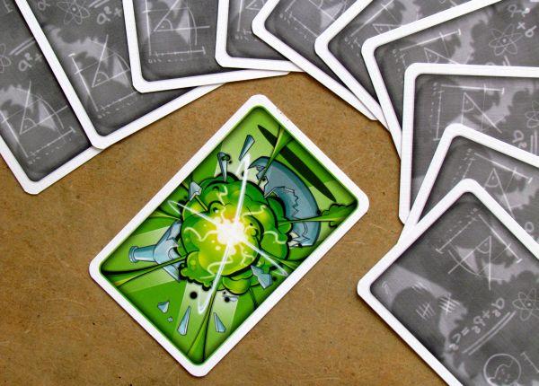 Šílenej prófa - připravená hra