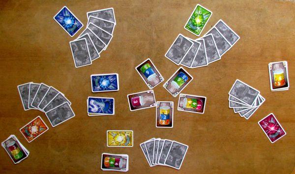 Šílenej prófa - rozehraná hra