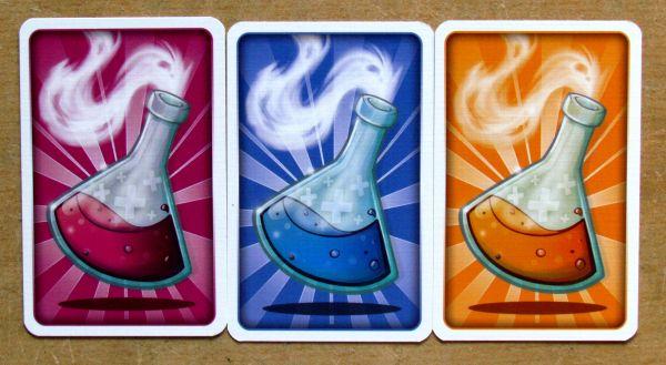 Šílenej prófa - karty