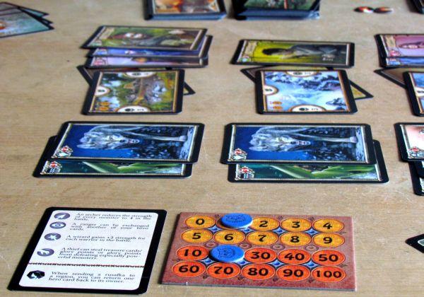 Slávika - rozehraná hra