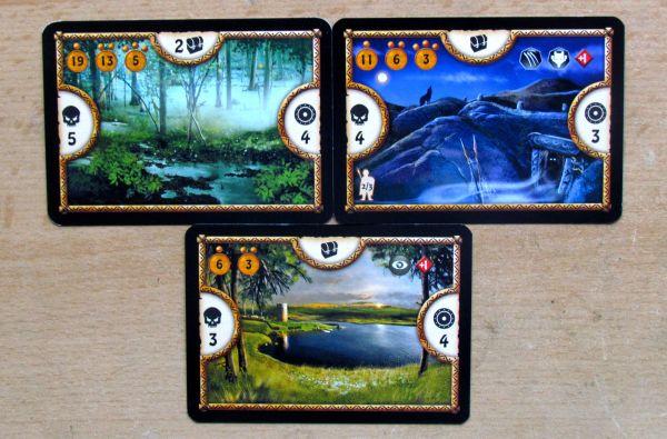 Slávika - karty