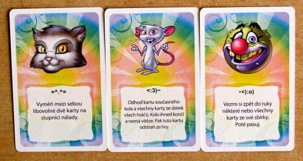 Smajlíci - karty