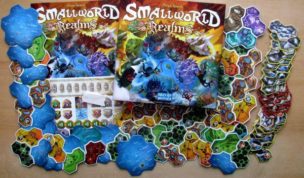 Small World: Realms - balení