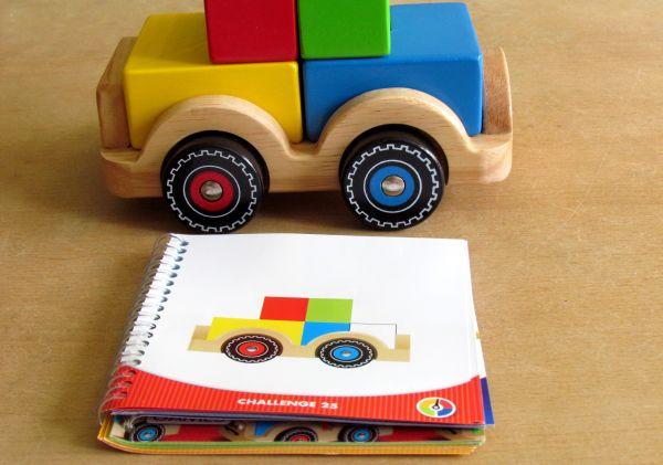 SMART Car - Chytré autíčko - vyřešený hlavolam