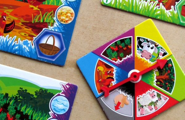 Smart Koala Farma - připravená hra