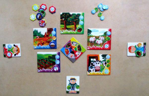 Smart Koala Farma - rozehraná hra