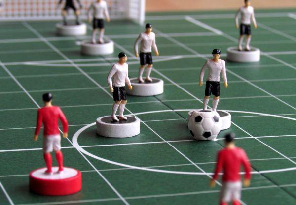 Soccero - připravená hra
