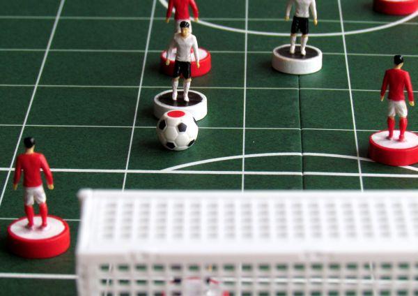Soccero - rozehraná hra