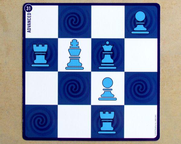 Solitaire Chess - zadání