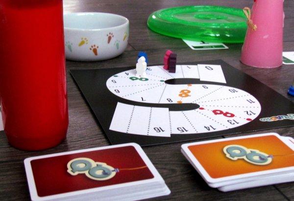 Soqquadro - rozehraná hra