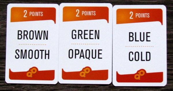 Soqquadro - karty