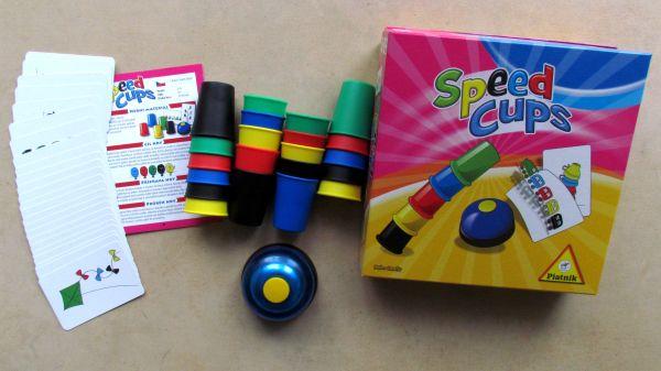 Speed Cups - balení