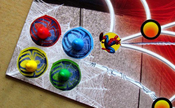 Spiderman: Pavoučí síť - připravená hra