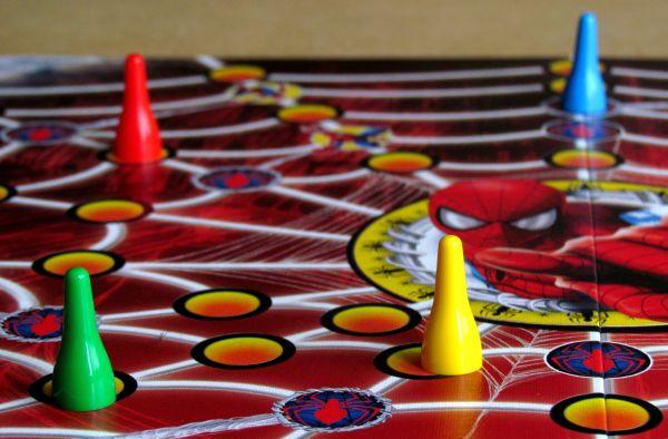 Spiderman: Pavoučí síť - rozehraná hra