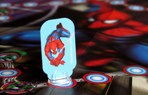 Spiderman: Spiderweb 3D - rozehraná hra