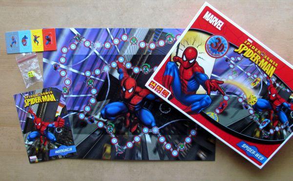 Spiderman: Spiderweb 3D - balení