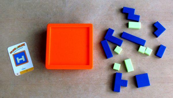 Square by Square - připravený hlavolam