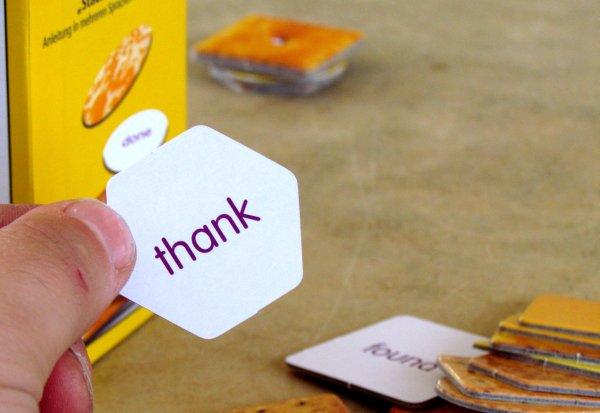 Stacker Crackers - rozehraná hra