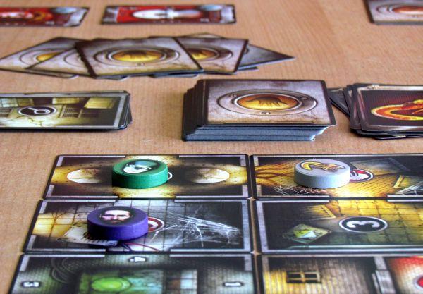Stanice Paranoia - rozehraná hra
