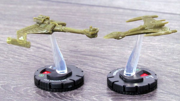 Star Trek: Fleet Captains - miniatury
