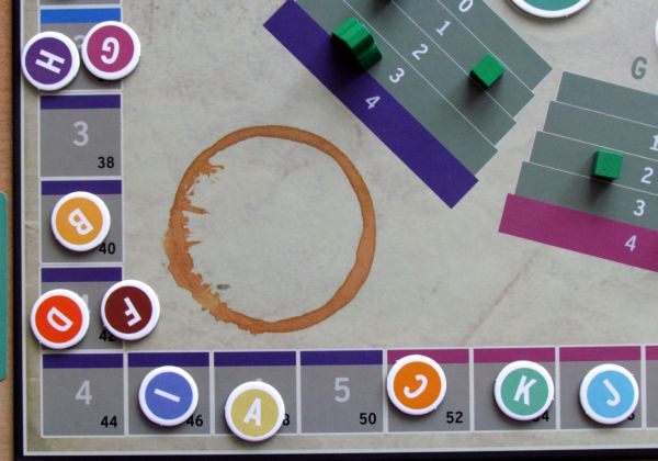 Startup Fever - game in progress