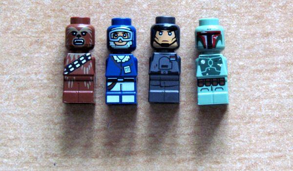 Star Wars: Battle of Hoth - jednotky