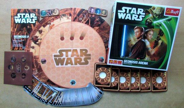 Star Wars: Geonosis Arena - balení