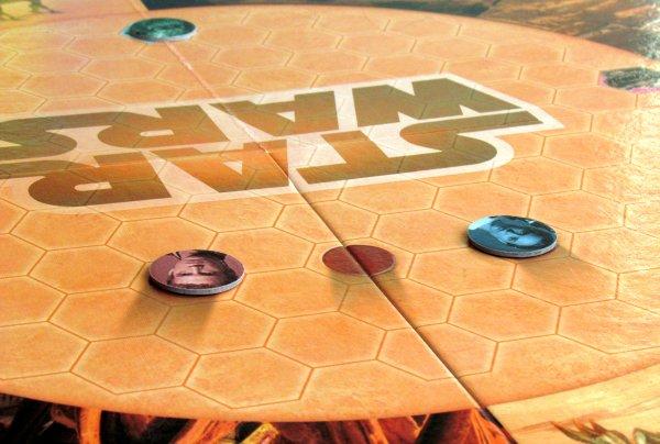 Star Wars: Geonosis Arena - připravená hra