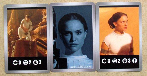 Star Wars: Geonosis Arena - karty