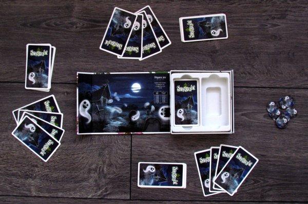Strašidláci - připravená hra