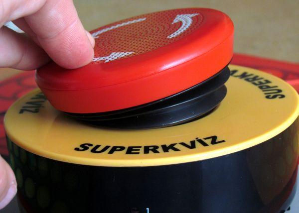 Superkvíz - rozehraná hra