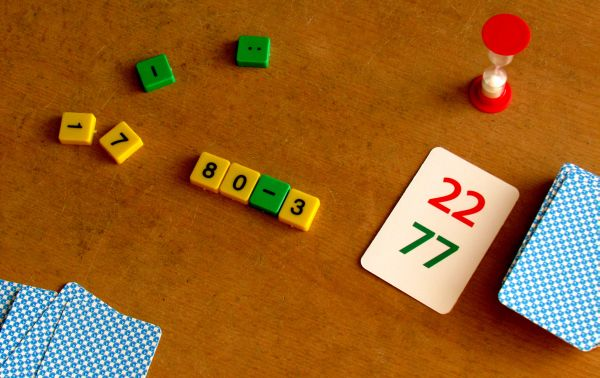 Supermatematik - rozehraná hra